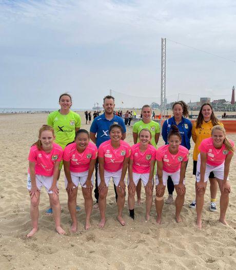 Beach Soccer Zeeland staat met grootste delegatie van iedereen op NK in Den Haag