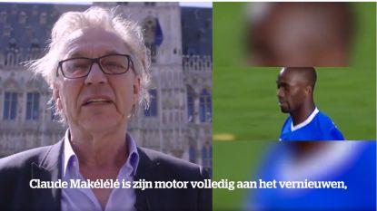 """De Houten Bal aflevering 11, met Claude Makelele: """"Hij was een grote motor van de grootste club ter wereld"""""""
