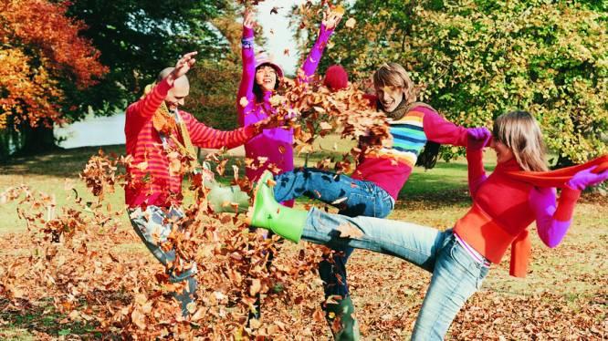 6 gezonde redenen om van de herfst te houden