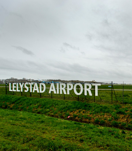 Recron polst ondernemers over impact Lelystad Airport