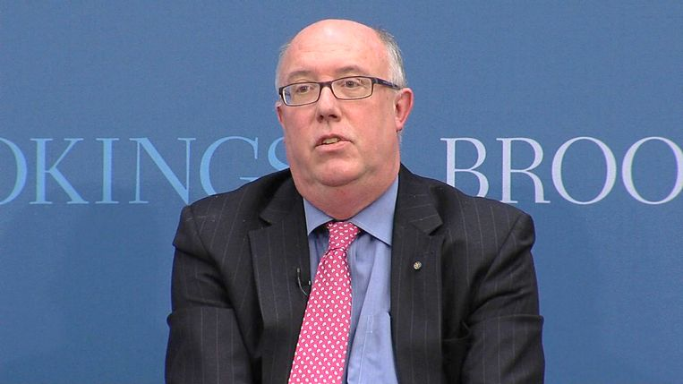 Bruce Riedel: 'Onze nederlaag in Afghanistan is een enorme overwinning voor de globale jihad. Dit zal ook elders gevolgen hebben.' Beeld rv