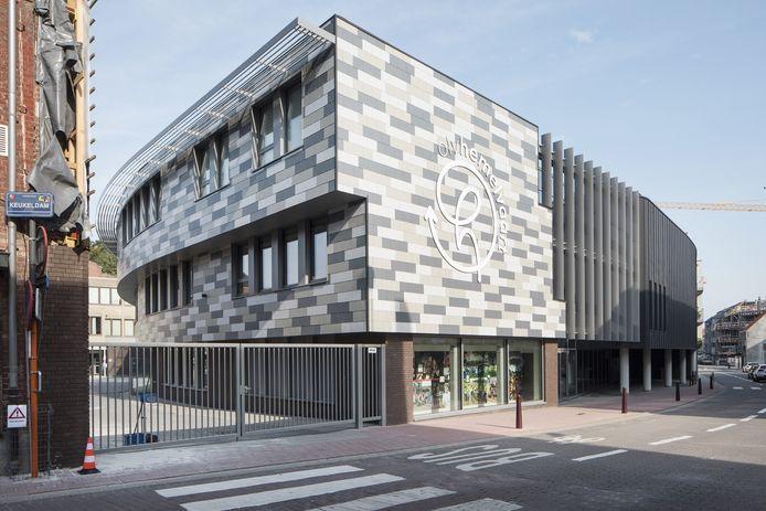 De Sint-Paulusschool Campus Hemelvaart in Waregem.