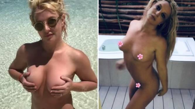 Britney Spears, libérée, célèbre sa victoire juridique complètement nue