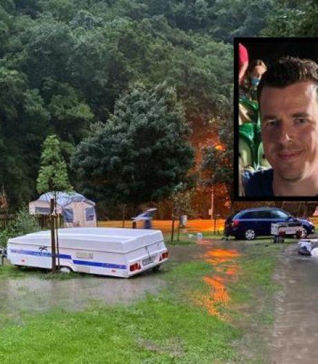 Sebastiaan (37) en gezin vluchten voor snel stijgend water in Luxemburg: 'De situatie was onhoudbaar'