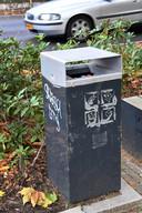 Nijmegen/Nederland: Vuilnisbakken gemeente NijmegenDgfotofoto: Bert Beelen