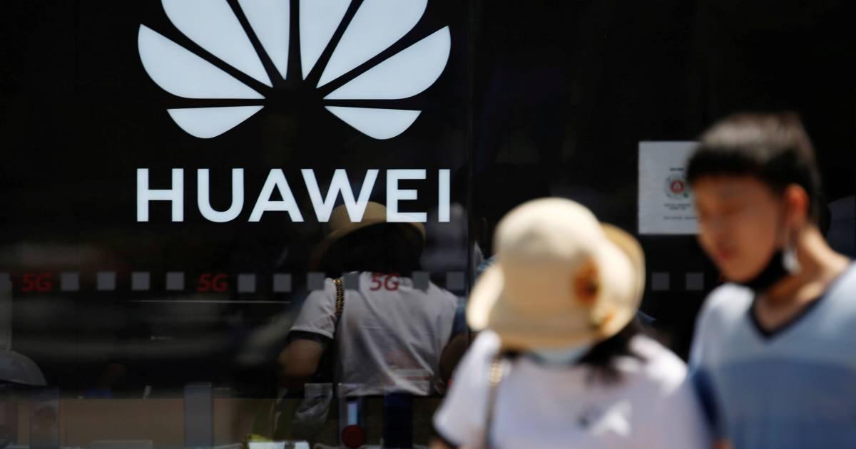 'Vijf Chinese techbedrijven zijn bedreiging nationale veiligheid VS' - AD.nl