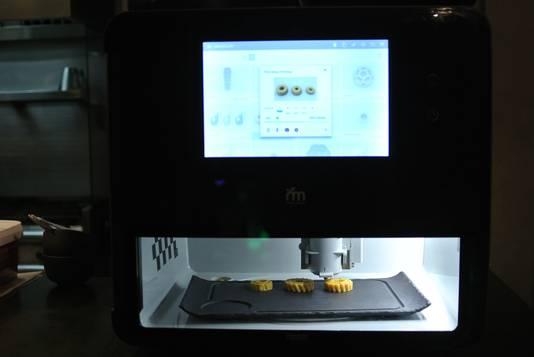 De 3D-printer die je voor thuis kan aanschaffen.