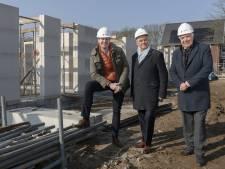 Startschot voor bouw van 21 huurappartementen 'Çoligny' in Stadhouderspark Vught