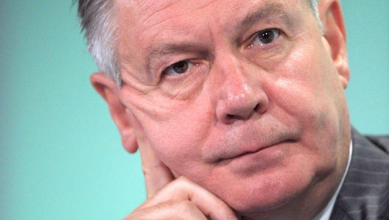 Karel De Gucht Beeld BELGA