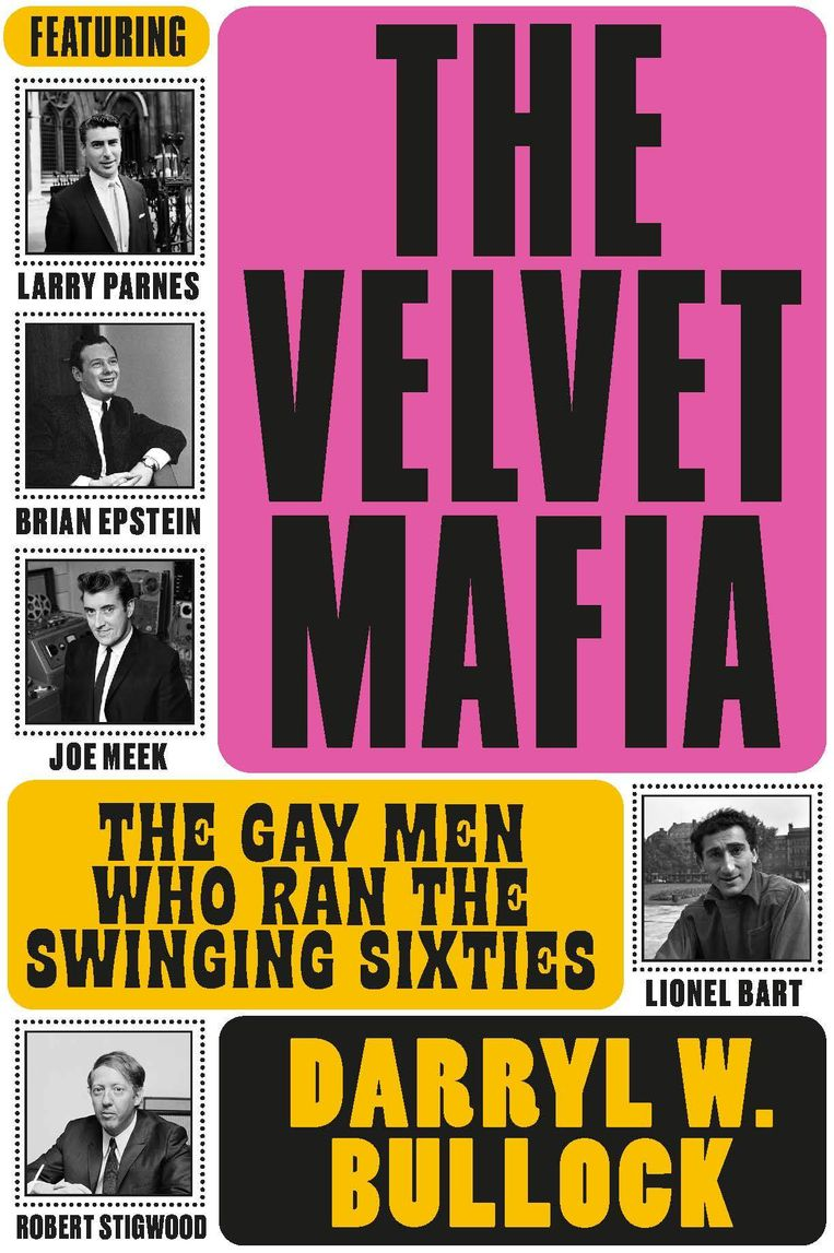 The Velvet Mafia Beeld