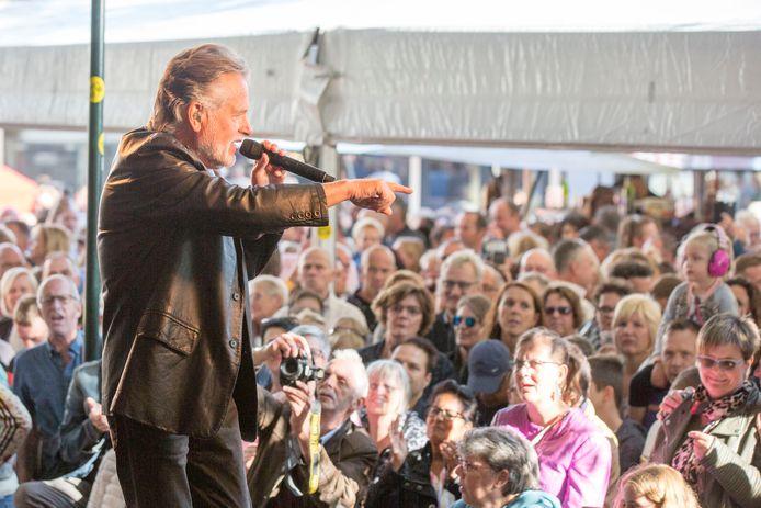 In 2018 stond George Baker nog op het podium van de Kapelse Dag. Wie er dit komt beslist de organisatie pas in april.