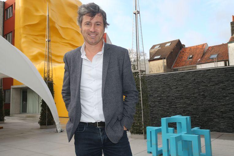 Sven Taeldeman wordt fractieleider voor sp.a en volgt daarmee Anne Schiettekatte op