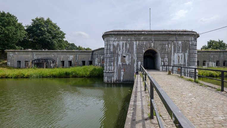 Het fort van Kessel