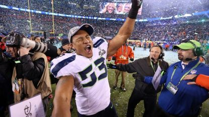 Seattle Seahawks winnen Super Bowl