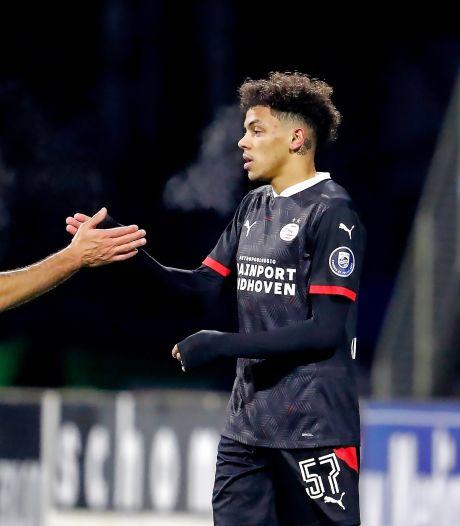 Debuut voor PSV én door Hiddink geselecteerd voor Curaçao: het echte werk is begonnen voor Jeremy Antonisse