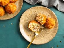 Wat Eten We Vandaag: Arancini met parmaham en pecorino