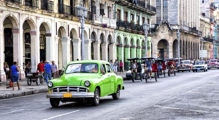Cuba ontdekken? Doe het dit jaar. Beeld thinkstock