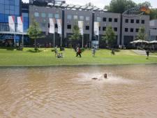 Hoogwaterweekend in Nijmegen: volop sensatie, maar ook veel koppigheid