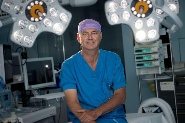 Aanstaand hoogleraar gynaecologie Bas Veersema. Beeld UMC Utrecht