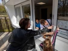 De veelbesproken kiosk op kinderboerderij De Hazewinkel in Veldhoven is voortaan elke dag geopend