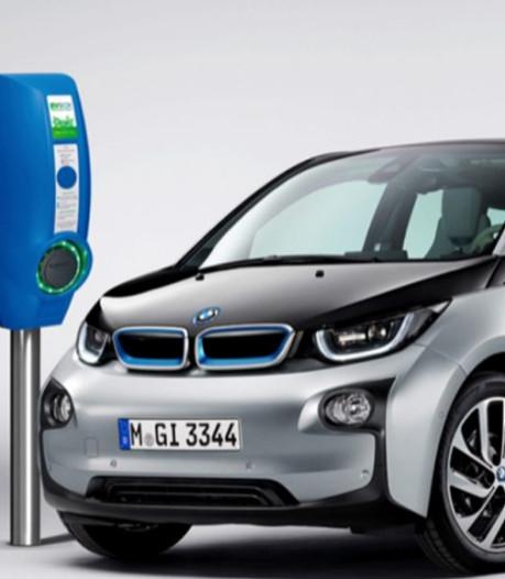 Nederland loopt voorop met elektrische auto's