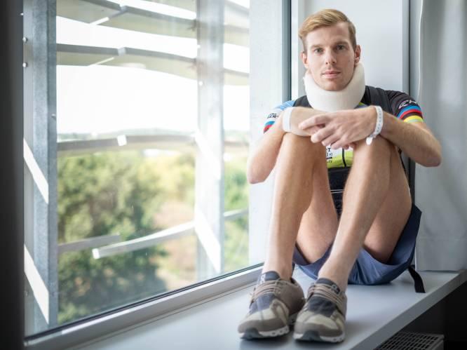 """""""Ik mag blij zijn dat ik nog leef"""": triatleet Diego Van Looy (30) start revalidatie nadat hij in Mallorca de dood in de ogen keek"""