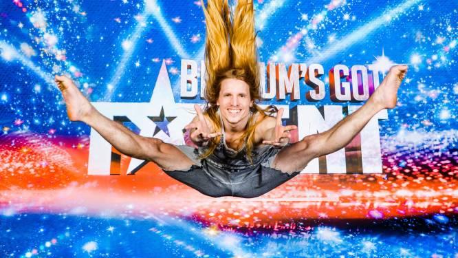 Cedric Landrieu uit Belgium's got Talent leert Brakel dansen