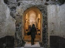 Une mystérieuse basilique païenne dévoilée à Rome