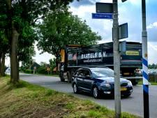 Randweg Puttershoek loopt vertraging op: vrachtverkeer voorlopig nog over Blaaksedijk