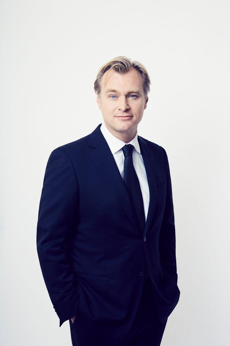 Christopher Nolan: 'Ik wilde altijd al eens een spionagefilm maken.'  Beeld Contour by Getty Images