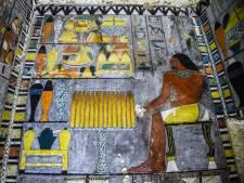 4300 jaar oude graftombe blootgelegd in Egypte
