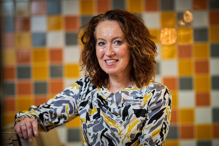 Herna Verhagen, CEO van PostNL. Beeld Phil Nijhuis