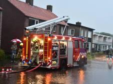 Bewoners lager gelegen huizen Veere moeten rekening blijven houden met overstromingen tijdens stortbuien