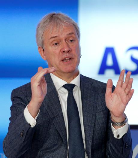 Topman Wennink van ASML: Samsung zat achter spionage