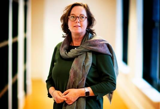 Minister voor  Medische Zorg Tamara van Ark (VVD).