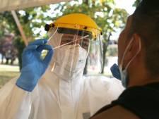 Le nombre d'infections quotidiennes dépasse les 7.300 cas en Italie, un record