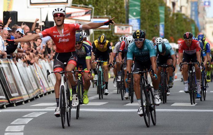 Het WK wielrennen komt dit najaar naar Leuven. Wint lokale held Jasper Stuyven na de GP Jef Scherens ook het WK?