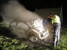 Opnieuw autobrand in Enschede