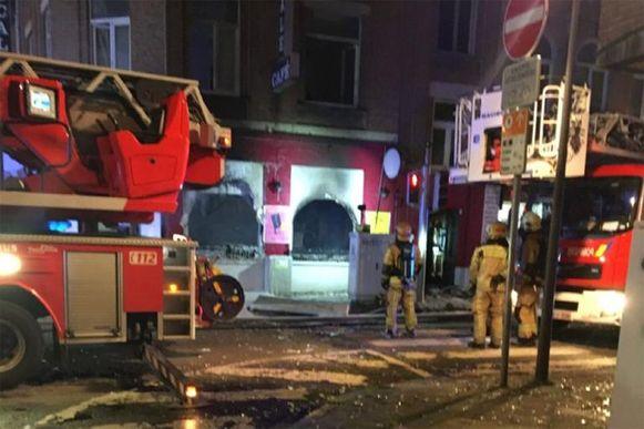Repro Brandweer Brussel