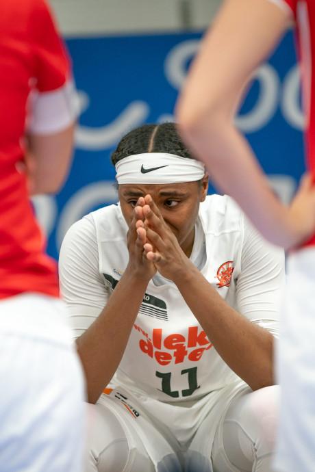 Beduusde basketbalsters van Batouwe voelen de leegte na niet verwacht einde