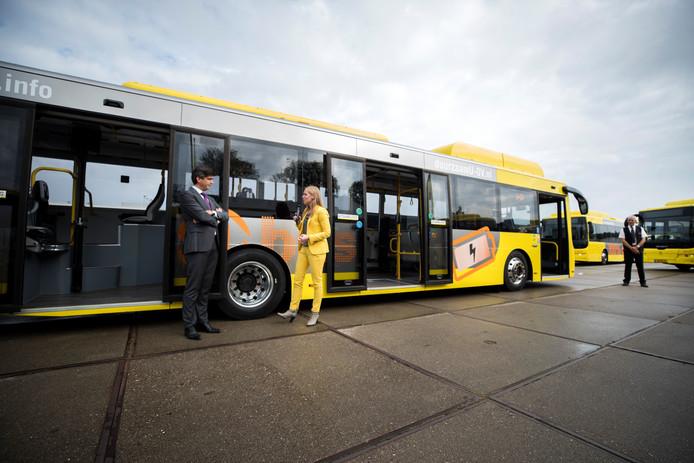 Utrecht is een van de regio's waar er al CO2 neutrale bussen rijden. Elektrische in dat geval.