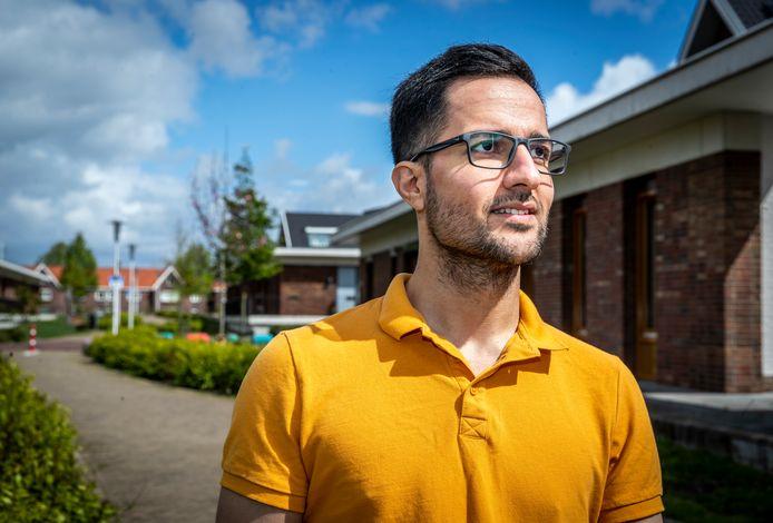 Pouriya Jalalipour uit Iran besloot na de wereldkampioenschappen boogschieten in Den Bosch om asiel aan te vragen in Nederland.