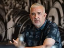 Aanval Feyenoordhooligans op Duitse clubleiding in restaurant, politie Rotterdam op scherp