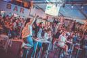 Enthousiaste fans zakten af naar Zomerbar Calabria in Herentals
