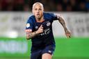 PSV lijkt van de vertrekkers linksback Angelino nog het meest te missen.