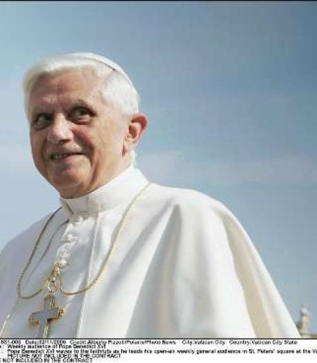 Benoît XVI sortira un disque en novembre