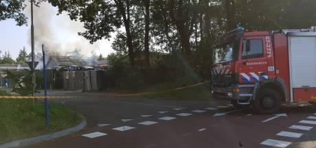 Asbest Ede houdt showrooms van autodealers dicht op Pinkstermaandag
