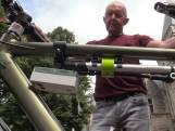 Snuffelfietsen meten de luchtkwaliteit tijdens een rondje trappen
