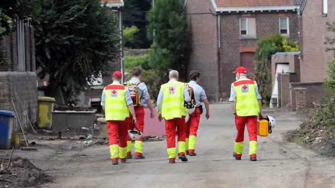 Dodentol overstromingen stijgt tot 41, nog twee vermisten, Rode Kruis zet vanaf vandaag meer vrijwilligers in