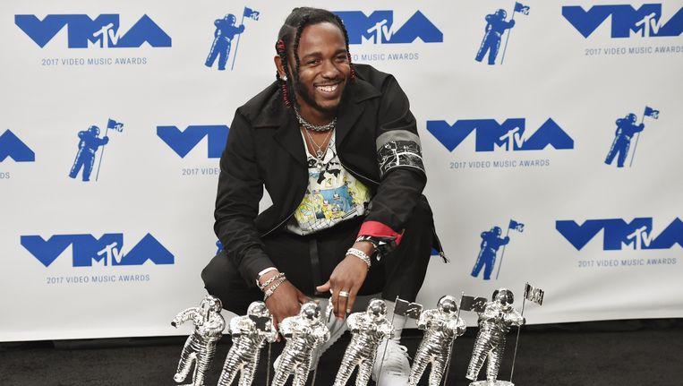 Kendrick Lamar Beeld null
